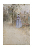 Autumn, 1884 Giclee Print by Carl Larsson