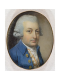 Portrait of a Gentleman, 1787 Giclee Print by George Engleheart