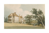 Country House, C.1797 Giclee Print by Thomas Girtin