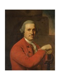 General Lloyd, 1773 Giclee Print by Nathaniel Hone