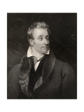 James Wardrop, Engraved by J. Thomson, from 'The National Portrait Gallery, Volume III',… Giclee Print by Andrew Geddes