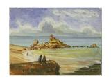 Ruins of Caesarea, 1873 Giclee Print by Claude Conder