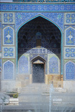 The Entrance of the Mosque of Sheikh Lotfollah, Imam Khomeini Square Photographic Print