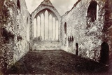 St. Francis's Abbey, Kilkenny Photographic Print by Robert French
