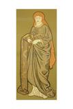 Penelope, Worked by Bessie Burden, C.1860 Giclee Print by William Morris