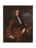 Portrait of Admiral Sir George Rooke, 1690s Giclee Print by Michael Dahl