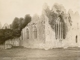 Askeaton Abbey Photographic Print by Robert French