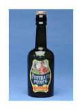 Bottle of Football Punch Giclee Print