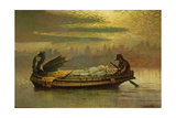 Elaine, 1877 Giclee Print by John Atkinson Grimshaw