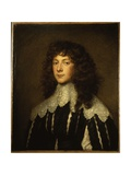 Colonel Lord Charles Cavendish Giclee Print by Sir Anthony Van Dyck