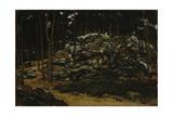 Rochefort Giclee Print by Antoine Louis Barye
