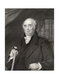 Henry Richard Fox, Engraved by H. Robinson, from 'National Portrait Gallery, Volume III',… Giclee Print by Charles Robert Leslie