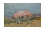 The Acropolis, C.1885 Giclee Print by Robert Weir Allan