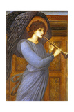 The Angel Giclee Print by Sir Edward Coley Burne-Jones