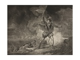 The Seven Ages of Man, Fourth Age, Act II, Scene Vii, from 'As You Like It', from the Boydell… Giclee Print by Robert Smirke