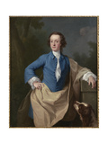 Portrait of Thomas Barrett-Lennard Giclee Print by Andrea Soldi