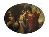 Decorative Panel, 1769 Giclee Print by Angelica Kauffmann