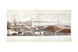 View of the Barrack Hospital at Scutari, 1857 Giclee Print by Lady Alicia Blackwood
