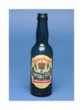 Bottle of Corona Football Stout Giclee Print