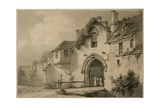 St. Ann's Gate, C.1800 Giclee Print by Thomas Hearne