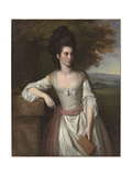 Portrait of Mrs Vere, C.1777 Giclee Print by Nathaniel Dance-Holland