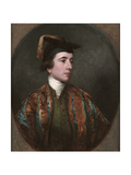 Portrait of a School Leaver Giclee Print by James Northcote