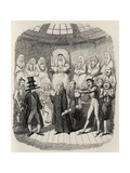 The Merchant of Venice, from 'The Ingoldsby Legends' by Thomas Ingoldsby, Published by Richard… Giclee Print by George Cruikshank