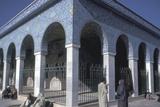 Shrine of Saida Zeinab Photographic Print