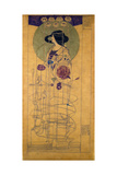 Part Seen, Imagined Part, 1896 Giclee Print by Charles Rennie Mackintosh