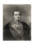 Henry Hardinge, Engraved by F. Holl, from 'The National Portrait Gallery, Volume III', Published… Giclee Print by Eden Upton Eddis