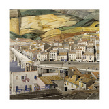 Port Vendres, 1856 Giclee Print by Charles Rennie Mackintosh