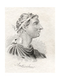Antiochus I Soter, from 'Crabb's Historical Dictionary', Published 1825 Giclee Print