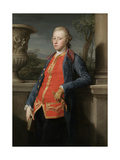 Portrait of William Cavendish, 5th Duke of Devonshire, 1768 Giclee Print by Pompeo Batoni