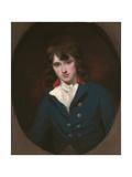 Portrait of William Locke Aged Seventeen, C.1783/4 Giclee Print by John Hoppner