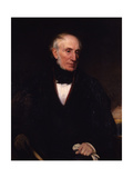William Wordsworth, 1840 Giclee Print by Henry William Pickersgill