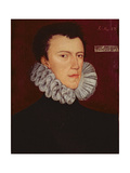 Saint Philip Howard, 13th Earl of Arundel Giclee Print by George Gower