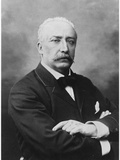 Felix Faure (1841-99) Late 19th Century Photographic Print by Eugene Pirou