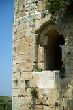Detail of a Window in a Tower at the Crusader Castle of Krak Des Chevaliers Photographic Print