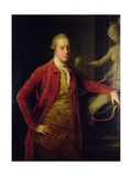 Portrait of Lord Richard Cavendish, 1773 Giclee Print by Pompeo Batoni