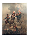 Yankee Doodle or the Spirit of '76, Published by J.F. Ryder after Archibald M. Willard Giclee Print by Archibald Willard