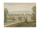 Littlecote House, 1864 Giclee Print by Robert Kemm