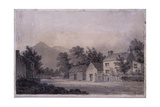 Dove Cottage, Grasmere, C.1806 Giclee Print by Amos Green