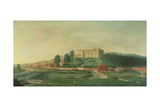 Arundel Castle from the East, C.1770 Giclee Print by James Canter