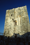 The Donjon of Chastel Blanc, Built in 1188 Photographic Print