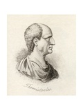 Themistocles, from 'Crabb's Historical Dictionary', Published 1825 Giclee Print