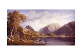 Grasmere, C.1830 Giclee Print by George Fennel Robson