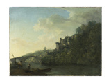 Lismore Castle from the West Giclee Print by William Ashford