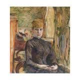 Madame Juliette Pascal, 1887 Lámina giclée por Henri de Toulouse-Lautrec