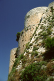 Detail of One of the Bastions of the Crusader Castle of Krak Des Chevaliers Photographic Print