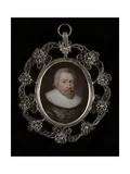Portrait of an Unknown Gentleman, C.1625 Giclee Print by Cornelius I Janssens van Ceulen